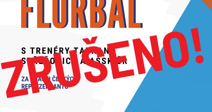Florbalové semináře se konat nebudou